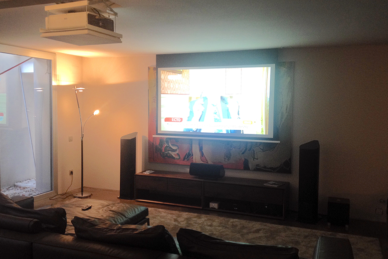 Home Cinema. Audiovisuales Mister Mix