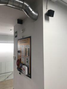 Instalaciones de Megafonia y Microfonia. Instalaciones Audiovisuales Barcelona