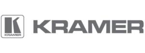 Marcas para Instalaciones e Integraciones Audiovisuales en Barcelona y España. Kramer