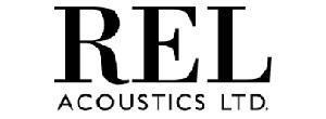 Marcas para Instalaciones e Integraciones Audiovisuales en Barcelona y España. Rel Acosutics