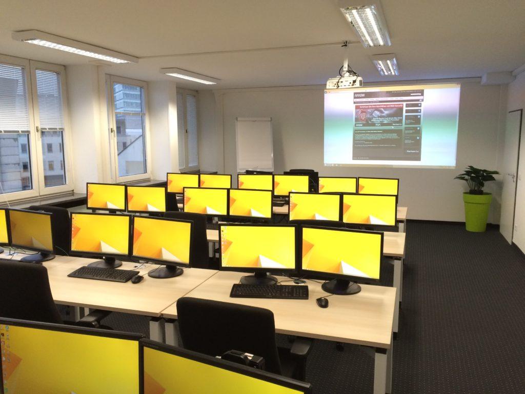 Instalaciones Audiovisuales para la Educación