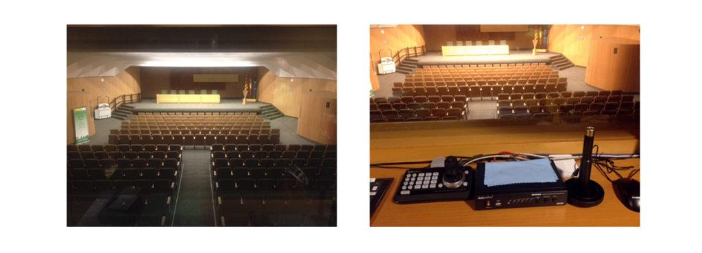 Instalaciones Audiovisuales en Barcelona. Audiovisuales Mister Mix