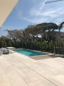 Sonorización piscina con BOSE 251