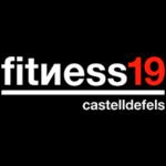 Instalación de Videowalls en Fitness 19 Castelldefels. Instalación reforma sala spinning polideportivo Puigvert. Audiovisuales Mister Mix.