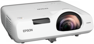 Proyector Epson EB-530 Audiovisuales Mister Mix