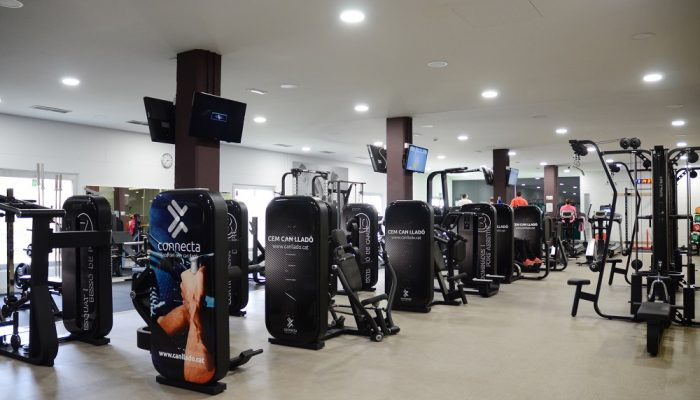 Instalaciones Audiovisuales para Gimnasios