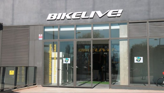 Bike Live Studio Sant Cugat. Audiovisuales Mister Mix