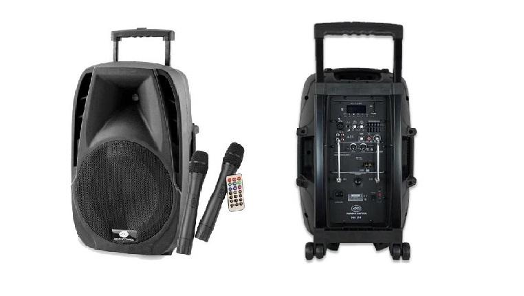 ALtavoces Portátiles Acoustic Control