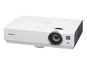 Proyector WXGA SONY 4300 ANSI. Solucions Audiovisuals per a la Pandèmia