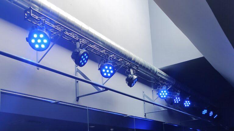 Iluminación Espectacular. Audiovisuales Mister Mix