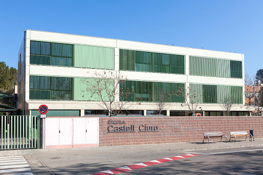Escola Castell Ciuró. Audiovisuales Mister Mix