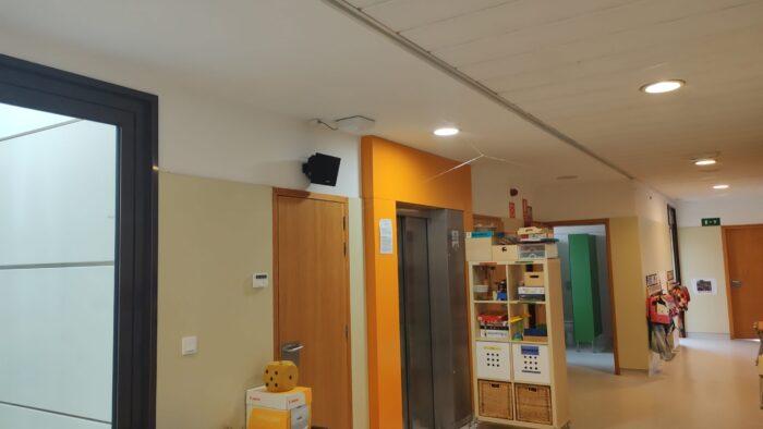 Instalaciones Audiovisuales para Colegios. Audiovisuales MisterMix