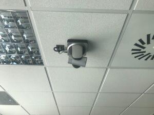 Instalación Audiovisual para Streaming en Oficinas. Audiovisuales Mister Mix