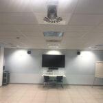 Instal·lacions Audiovisuals per a Empreses, Comerços i Oficines - Oficines Centrals Llop Gestió