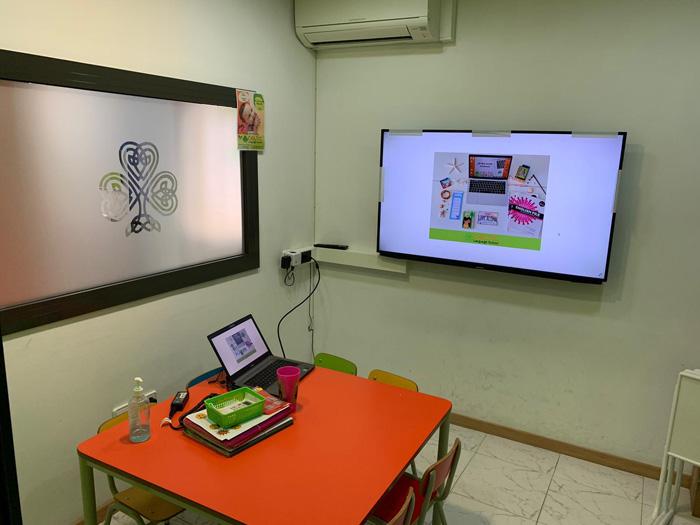 Soluciones Audiovisuales para Academias