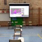 Instalaciones Audiovisuales para la Educación. Instalar Proyector en Colegios