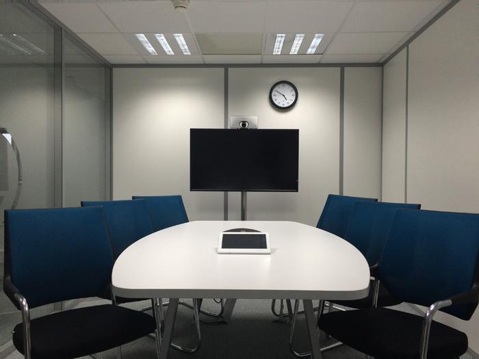 Instalaciones Audiovisuales para Videonferencias. Audiovisuales MisterMix